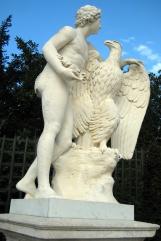 Ganymède et Zeus