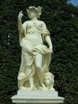 Statue de l'Afrique