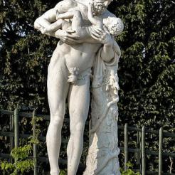 Statue de Silène