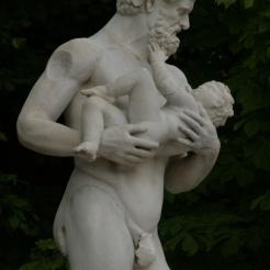 statue bacchus versailles