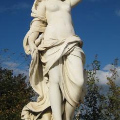 statue de l'air versailles