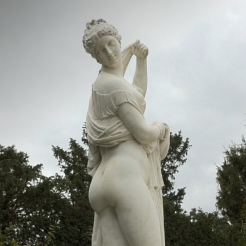 Statue de Vénus Callipyge