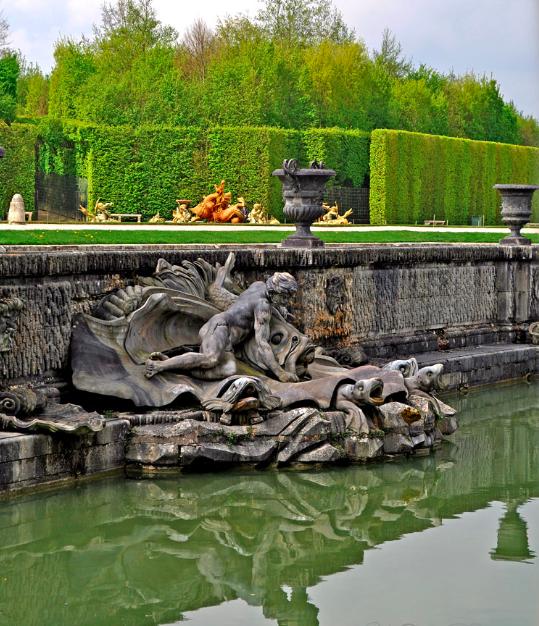 Bassin de neptune jardins de versailles prot e deux - Saint cyprien les jardins de neptune ...