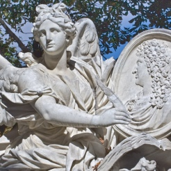 Médaillon Louis XIV