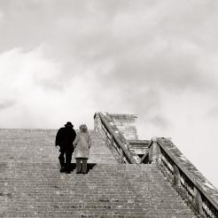 Escalier des 100 marches