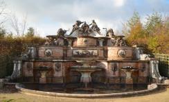 Buffet d'Eau dans les jardins du Grand Trianon