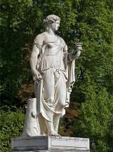 Statue de Flore Farnèse