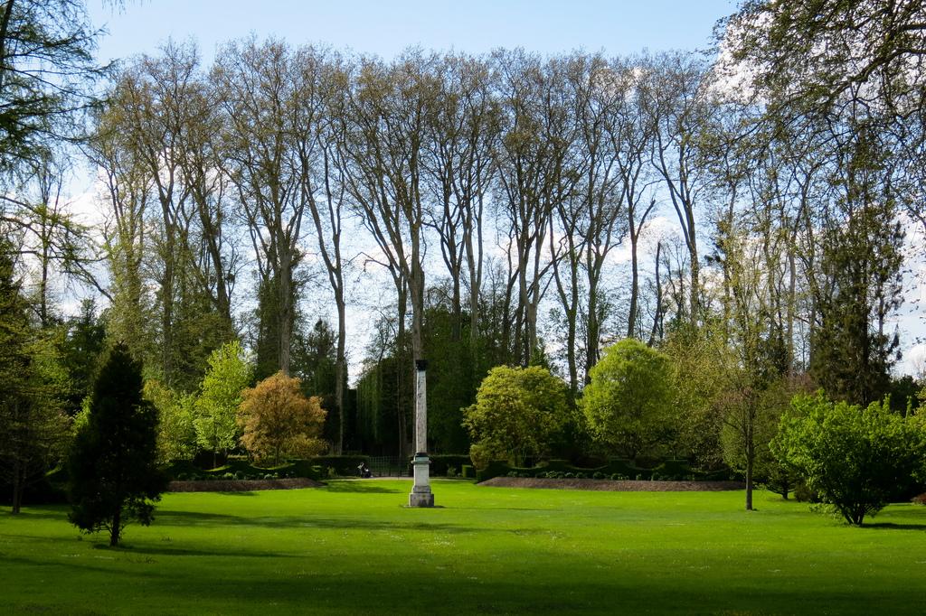 Bosquet du jardin du roi petit parc de versailles vue for Jardin versailles