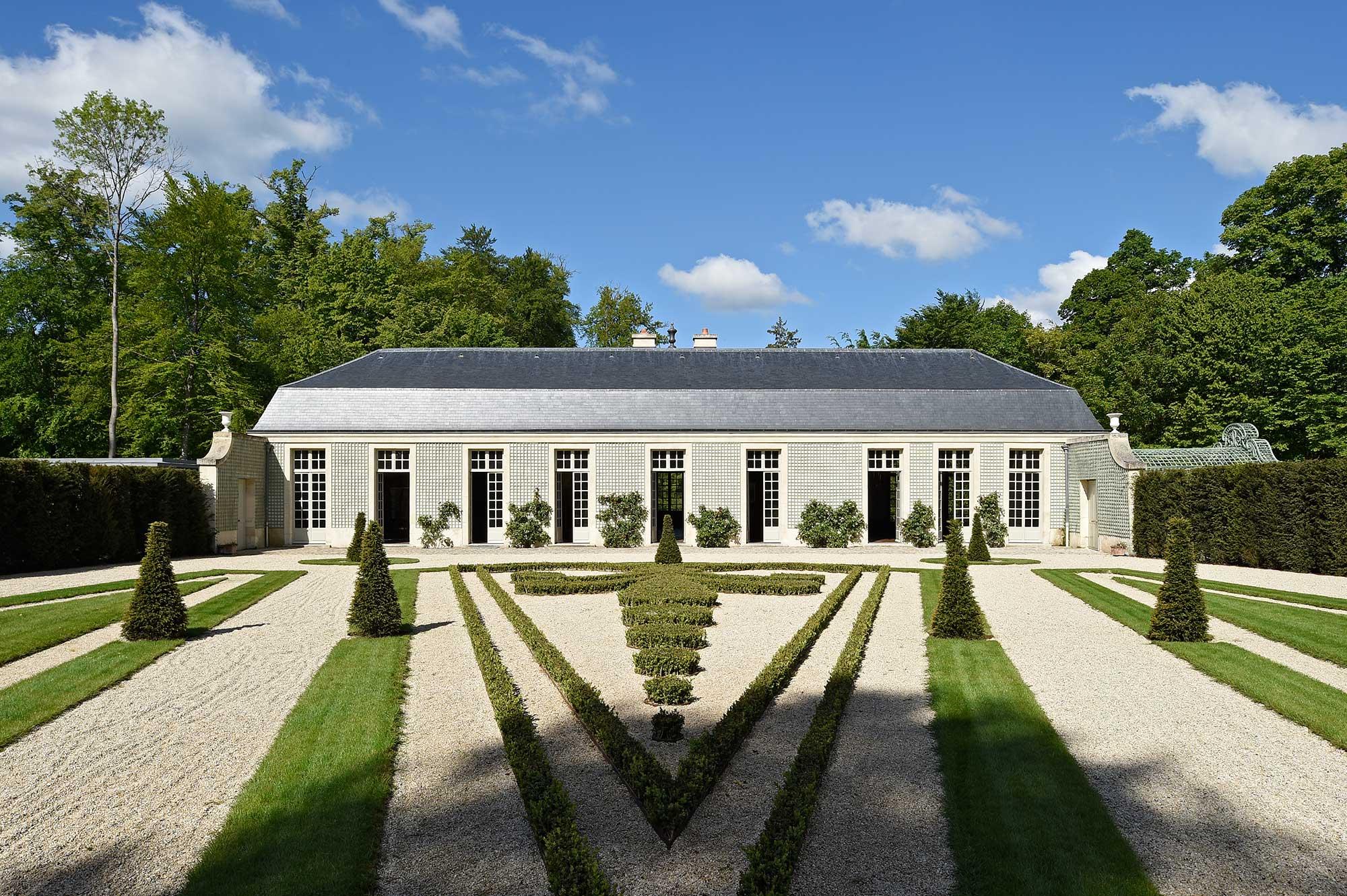 Andr le n tre et le jardin de chantilly 16 photographies andr le n tre - Les jardins de la lagune oualidia sylvie ...