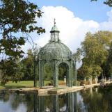 Gloriette de l'Ile d'Amour, Chantilly