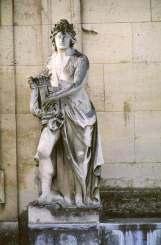 Apollon à la Lyre - façade