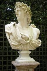 Buste d'Apollon - Salle des Marronniers
