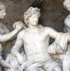 Bosquet des Bains d'Apollon