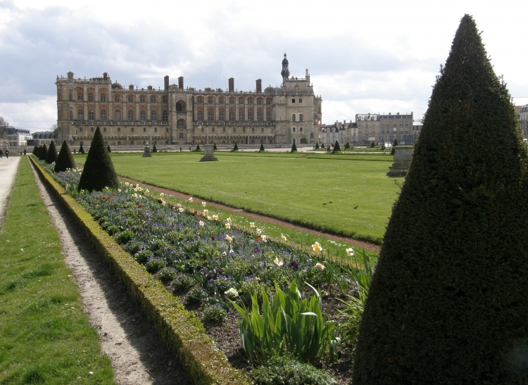 jardin de saint germain en laye parterre deux. Black Bedroom Furniture Sets. Home Design Ideas
