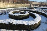 Jardin des Tuileries : Le Fer à cheval, Cribier Pascal (né en 1953) Benech Louis (né en 1957)