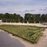 Le jardin des Tuileries, Leroux Jean-Baptiste (né en 1949)