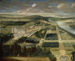 Saint-Cloud, Etienne Allegrain, vers 1675