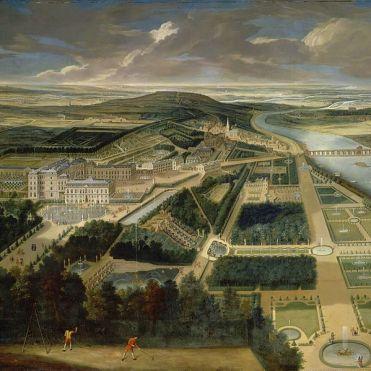Saint-Cloud, Etienne Allegrain, vers 1675