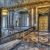 Escalier de la Reine