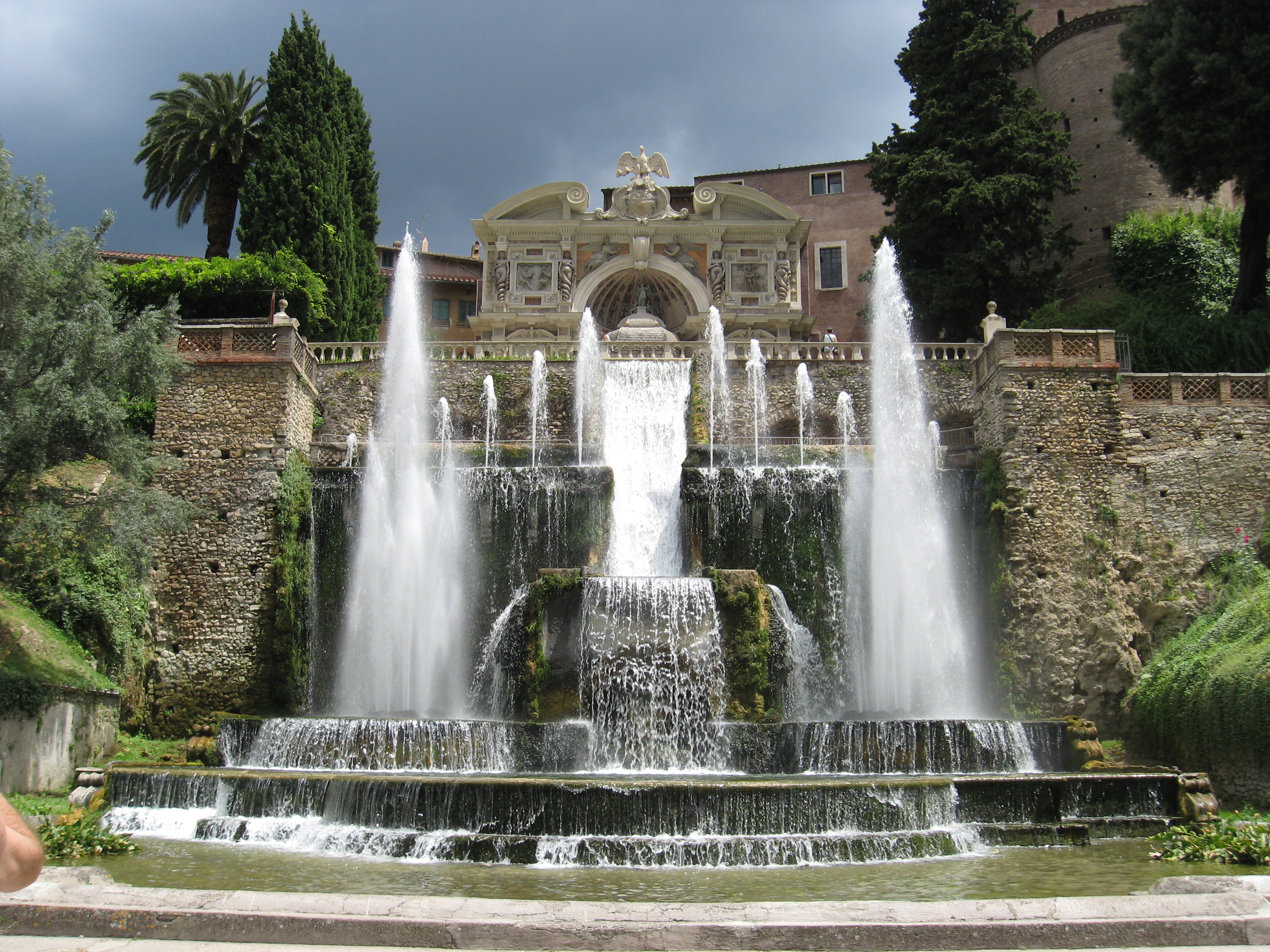 Aux origines du jardin à la française : la Villa d'Este ...