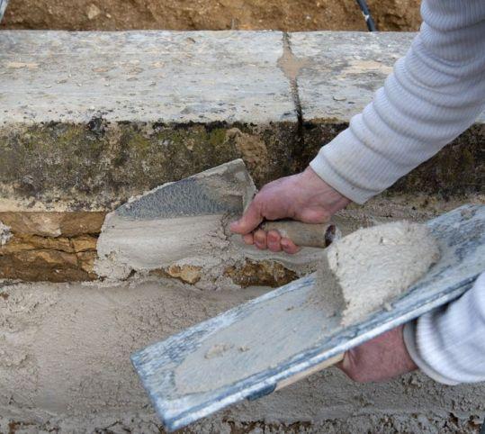 Restauration du bassin de Latone, jardin de Versailles : nettoyage ...