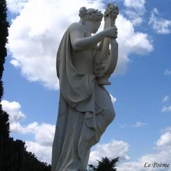 Statue du Poème lyrique