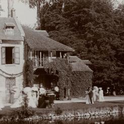 Au début du XXe siècle, photographie de particulier