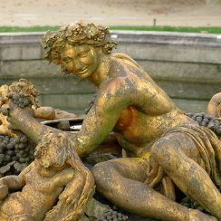 Bassin de Bacchus, petit parc de Versailles