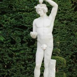 Statue de Bacchus, parterre du Bassin d'Apollon