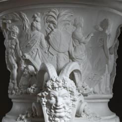 Frise : soumission de l'Espagne devant la France à l'occasion de la réparation faite au comte d'Estrade ambassadeur du roi à Londres