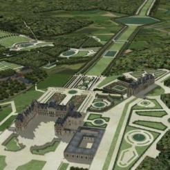 Domaine en 1708