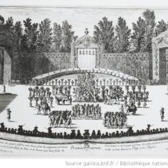 Les Plaisirs de l'Île enchantée – 1664