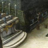 Buffet d'eau du bosquet du Marais, anonyme du XVIIIe siècle