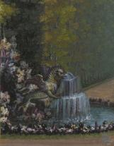 10. Fontaine du serpent et de la lime
