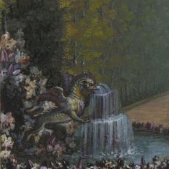 10. Fontaine du serpent et de la lime
