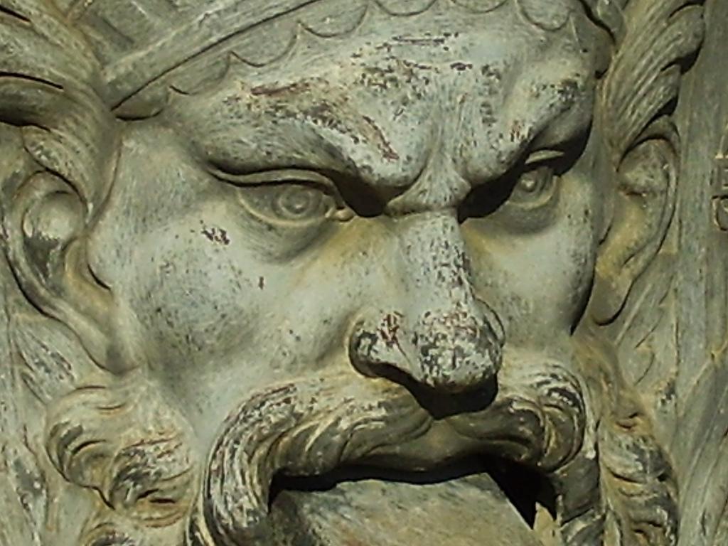 Sculptures du bassin de neptune jardins de versailles - Saint cyprien les jardins de neptune ...