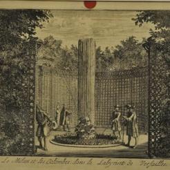 33. Fontaine du Milan et de la Colombes