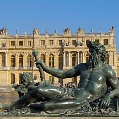 Statue du Rhône