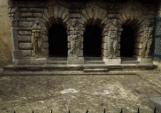 Grotte des Pins, château de Fontainebleau