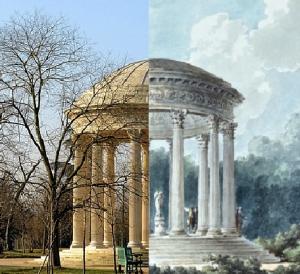 Temple de l amour jardin anglais du petit trianon for Jardin anglais du petit trianon