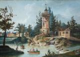 Tour du Hameau de Mesdames, Bellevue, Meudon (détruit)