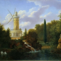 Moulin de la folie Beaujon (détruit)