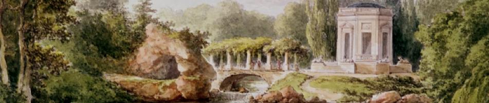 Belv d re jardin anglais du petit trianon deux for Jardin anglais du petit trianon