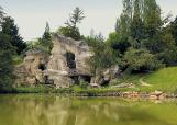 Grotte du jardin du Petit Trianon