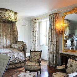 Premier étage - Chambre de la Reine, dite « chambre du treillage »