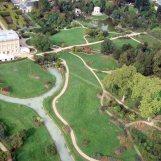 Château et jardin anglais