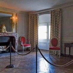 Entresol - Chambre de la dame d'honneur