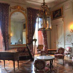 Premier étage - Salon de compagnie