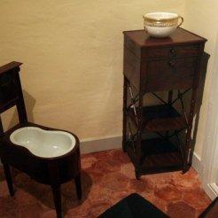 Attique - Cabinet de toilette de l'impératrice Marie-Louise