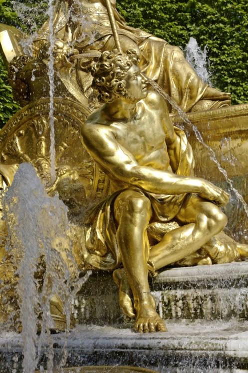 Bosquet de l arc de triomphe jardins de versailles l for Exposition jardin versailles 2015
